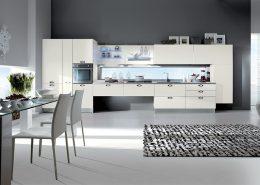 Jasne mebe kuchenne w nowoczesnym stylu Miton MT 200