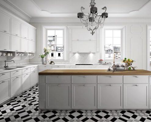 Klasyczne meble w kuchni - TLK Kitchens