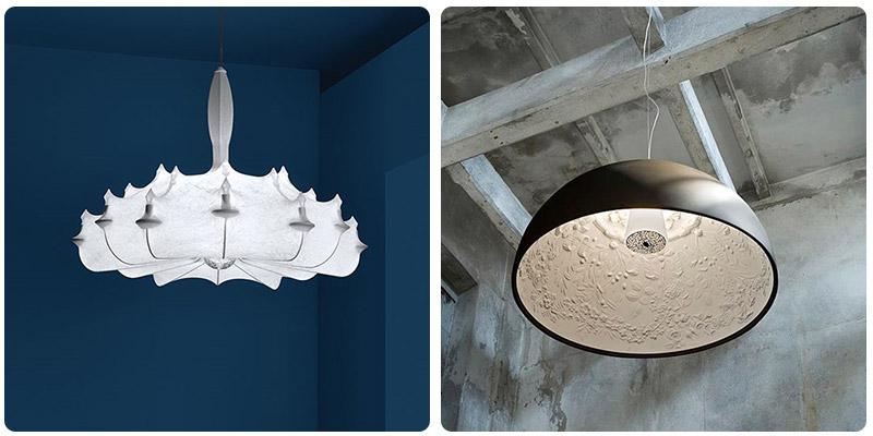 Lampy sufitowe Flos HomeSquare