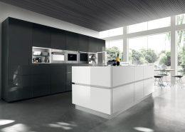 Meble kuchenne w minimalistycznym stylu Miton Limha Eurolux