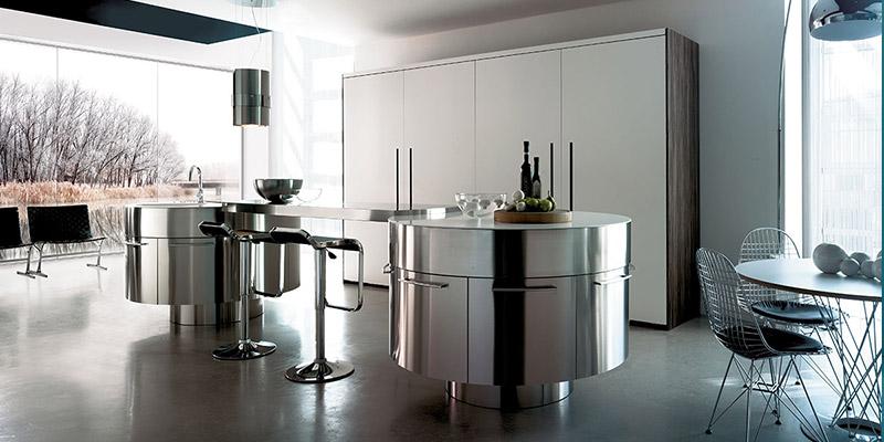 Meble kuchenne w nowoczesnym stylu HomeSquare
