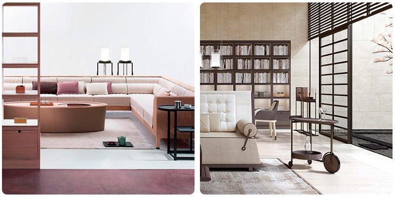 Orientalne meble Dimensione Chi Wing Lo HomeSquare