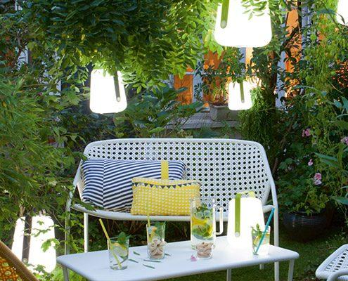 PIekny ogród meble ogrodowe HomeSquare