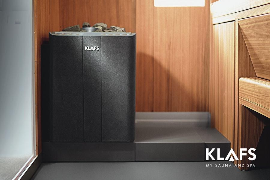 Sauna Klafs Varius HomeSquare