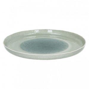 Okrągły półmisek Porcelino Grey śr. 31 cm