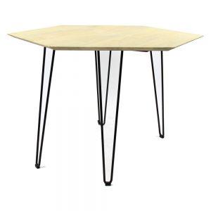 Stół do jadalni Graphik heksagon