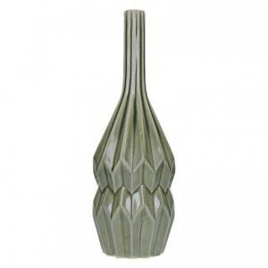Szary wazon ceramiczny Noshi