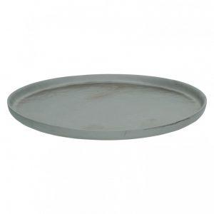 Porcelanowy talerz obiadowy Stellar