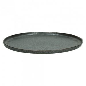 Porcelanowy półmisek Porcelino Bronze