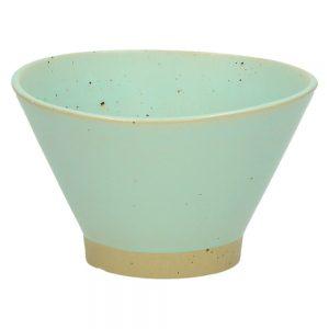 Miska ceramiczna Terra seledynowa