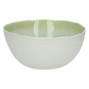 Porcelanowa salaterka Porcelino Aquatic duża śr. 24 cm