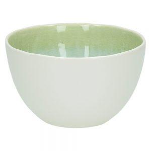 Porcelanowa salaterka Porcelino Aquatic mała śr. 15 cm