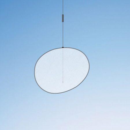 Dekoracyjna żaluzja Nimbostra Mobileshadows Smarin - 98x75 cm