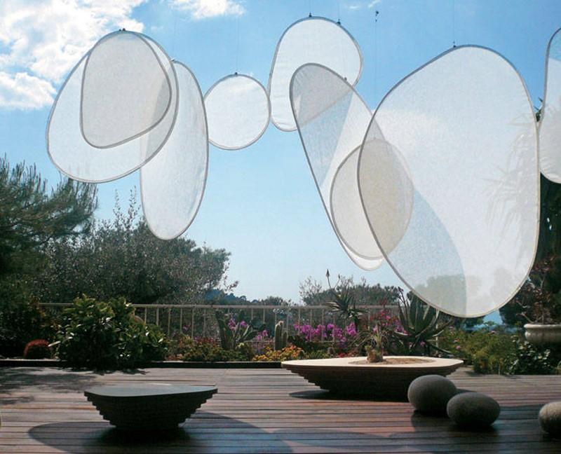 Mobileshadows taras - Designerskie osłony okienne