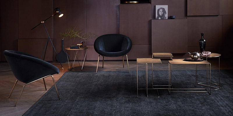 Nowoczesne stylowe meble Walter Knoll HomeSquare