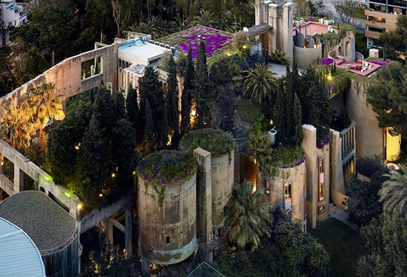 Rewitalizacja budynku - fabryka Ricardo Bofill HomeSquare