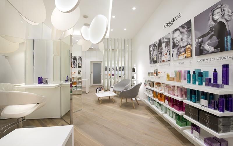 Salon Keratase Paryż Shinyshadows