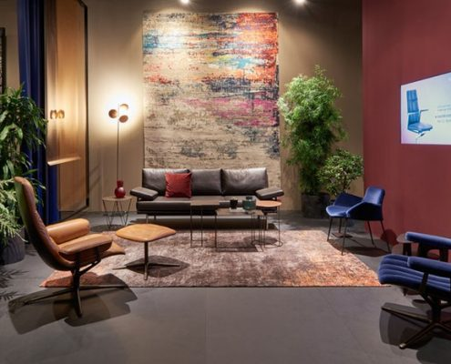 Walter Knoll I saloni 2017 Hola Design