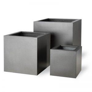 Donica ogrodowa Geo Cube S 38 L 38 W 38h Capital Garden