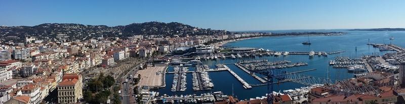 Cannes Francja - Polski architekt w Cannes