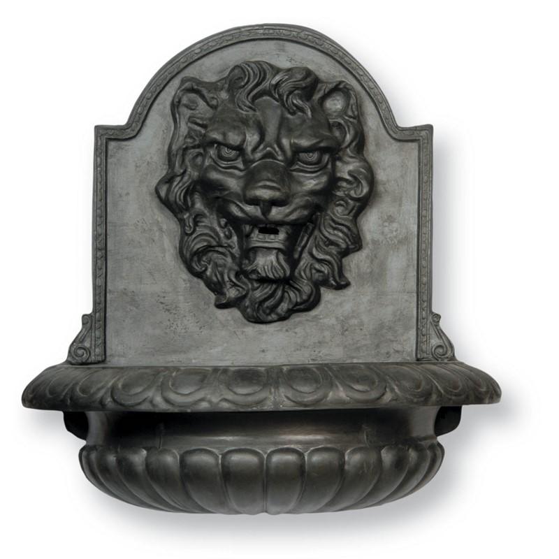 Fontanna ogrodowa Great Lion Bowl XL