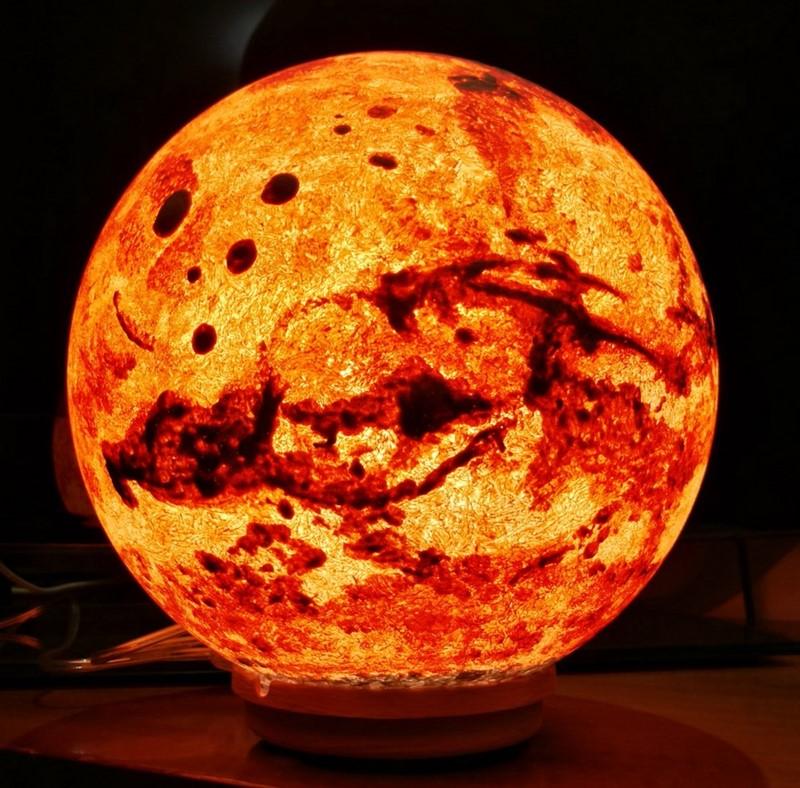 Księżycowa lampa Pulsar Moonlight