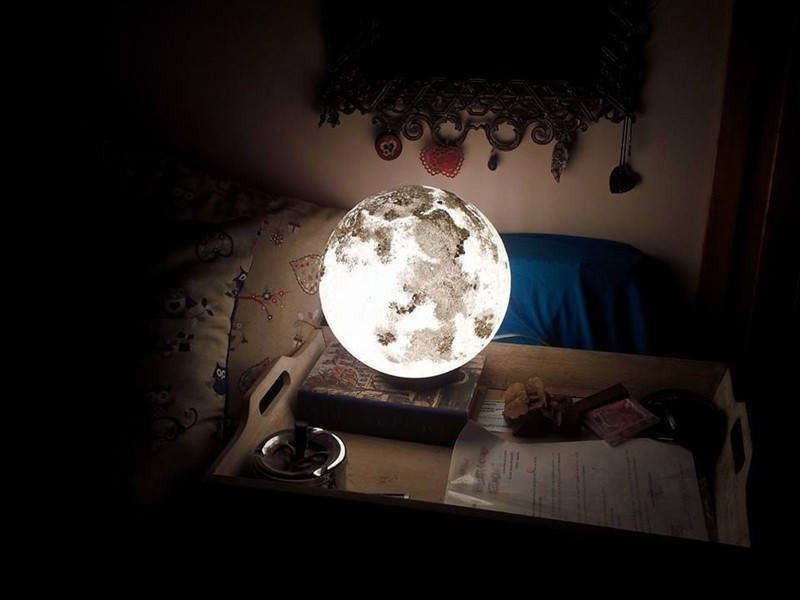 Lampka księżyc Pulsar Moonlight