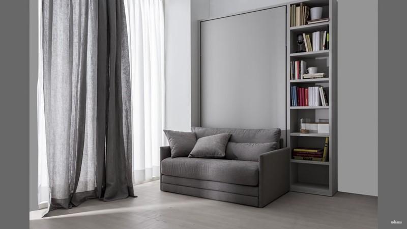 Meble oszczędzające miejsce sofa fotel