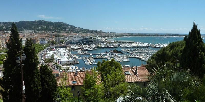 Miasto Cannes Francja - Polski architekt w Cannes