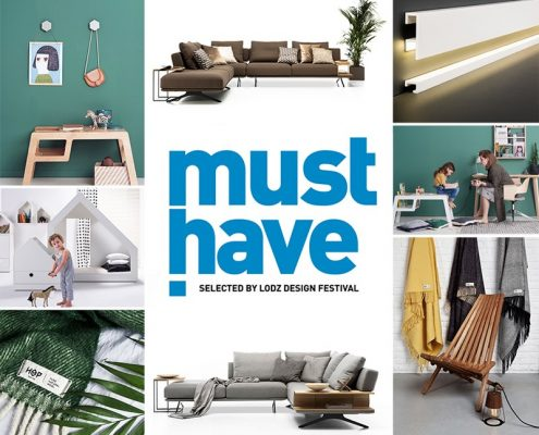 Must Have 2017 Łódź Design HomeSquare