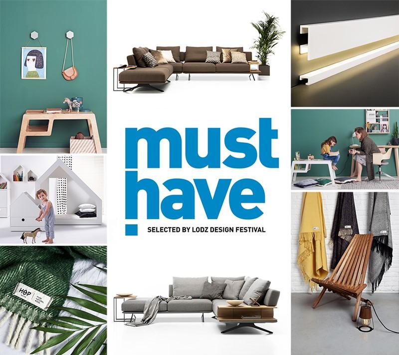 Must Have 2017 Łódź Design HomeSquare