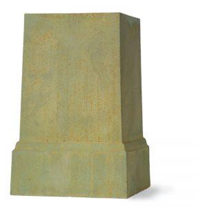 Klasyczny postument pod rzeźbę