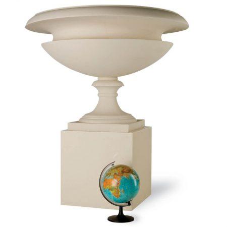 Duża donica urna ogrodowa Roman 2