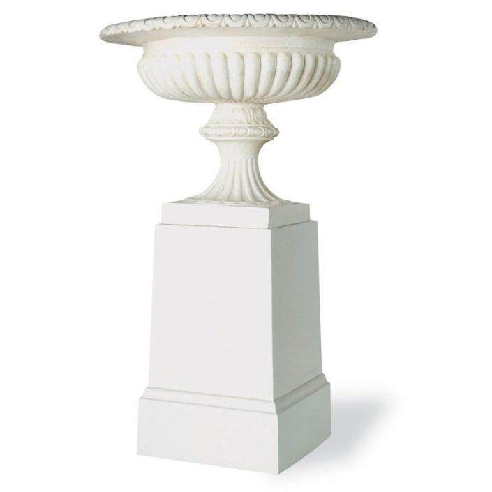 Donica urna ogrodowa Shallow Urn