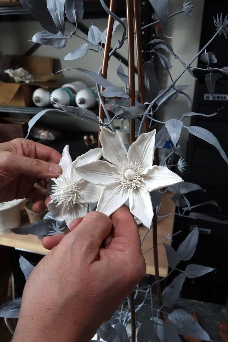 Sztuczne kwiaty Vladimir Kanevsky