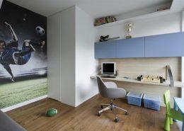 Wystrój pokoju dla chłopca - Hola Design