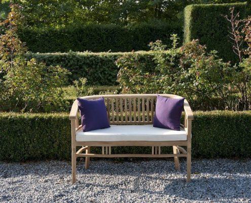 Ławki ogrodowe w klasycznym stylu - Livingstone Terrasso