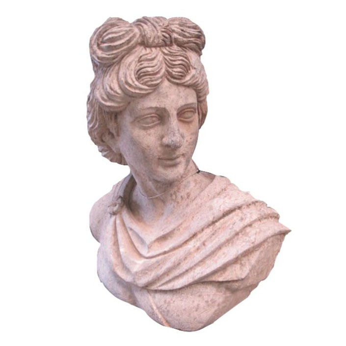 Antyczne popiersie rzeźba Apollo