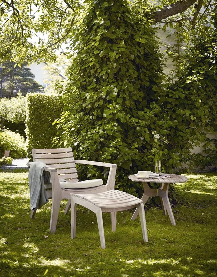Drewniane meble ogrodowe w nowoczesnym stylu - Skagerak