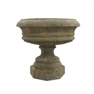 Kamienna misa donica w antycznym stylu Stone022