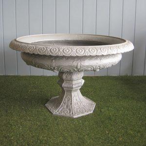 Klasyczna urna donica dekoracyjna do ogrodu G035