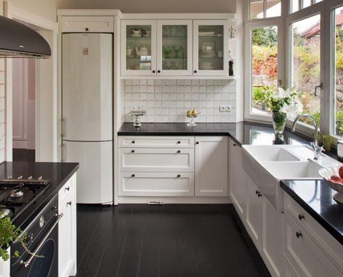 Białe kuchnie 10 aranżacji nowoczesnych kuchni urzadzamypl