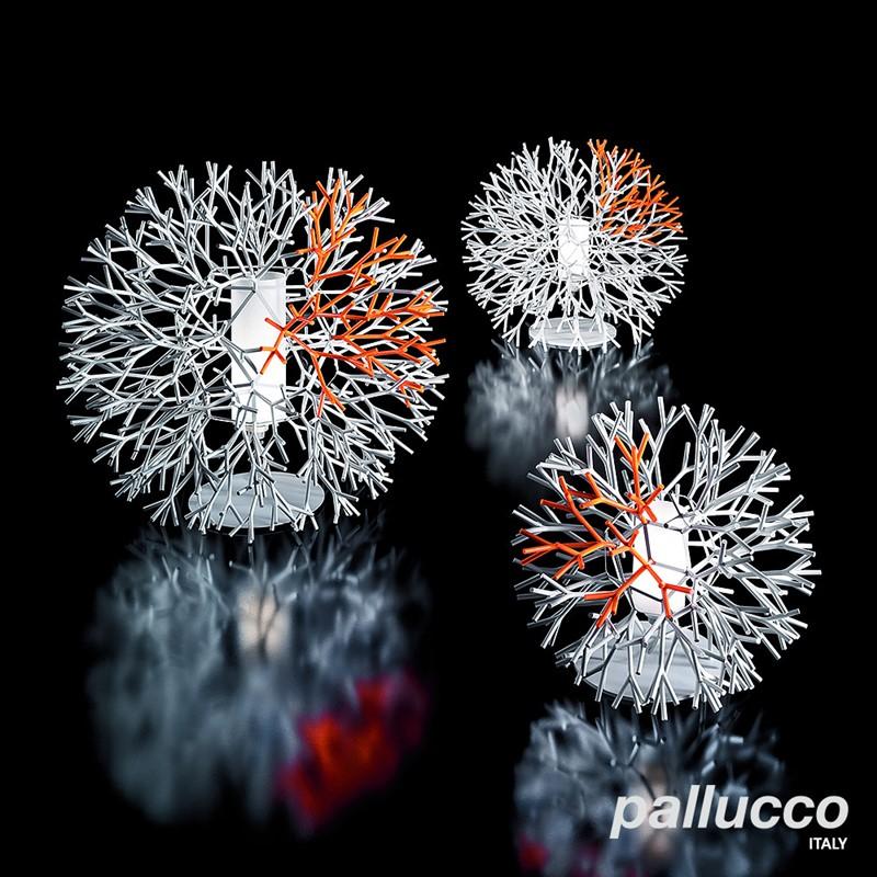 Lampy Coral Pallucco - koralowe dodatki do wnętrz