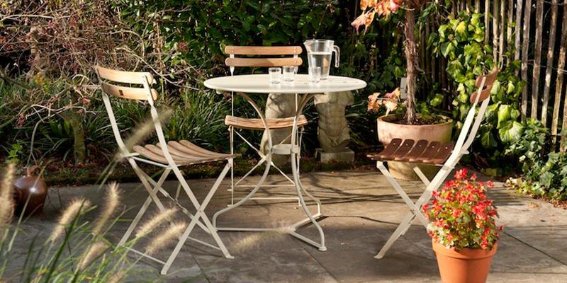 Livingstone Terrasso stoliki ogrodowe