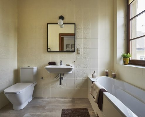 Odnowa łazienki - home staging