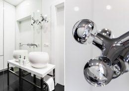 Toaleta na wysoki połysk - Dragon Art