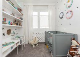 Wystrój pokoju dla niemowlaka - Archissima