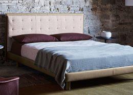 Łóżko w nowoczesnym wydaniu- Poltrona Frau