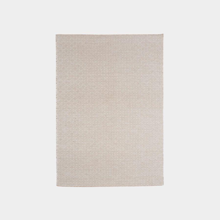 Beżowy dywan Cateye Beige