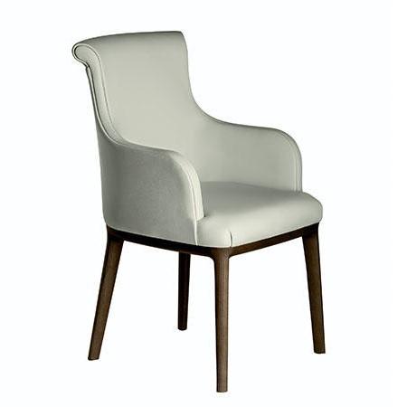 Skórzane krzesło Diva Poltrona Frau